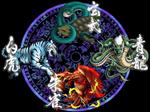 Who You Are (Seiryu Byakko Genbu Or Suzaku) ?