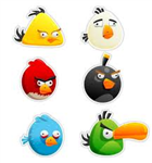 What Angry Bird Are U?