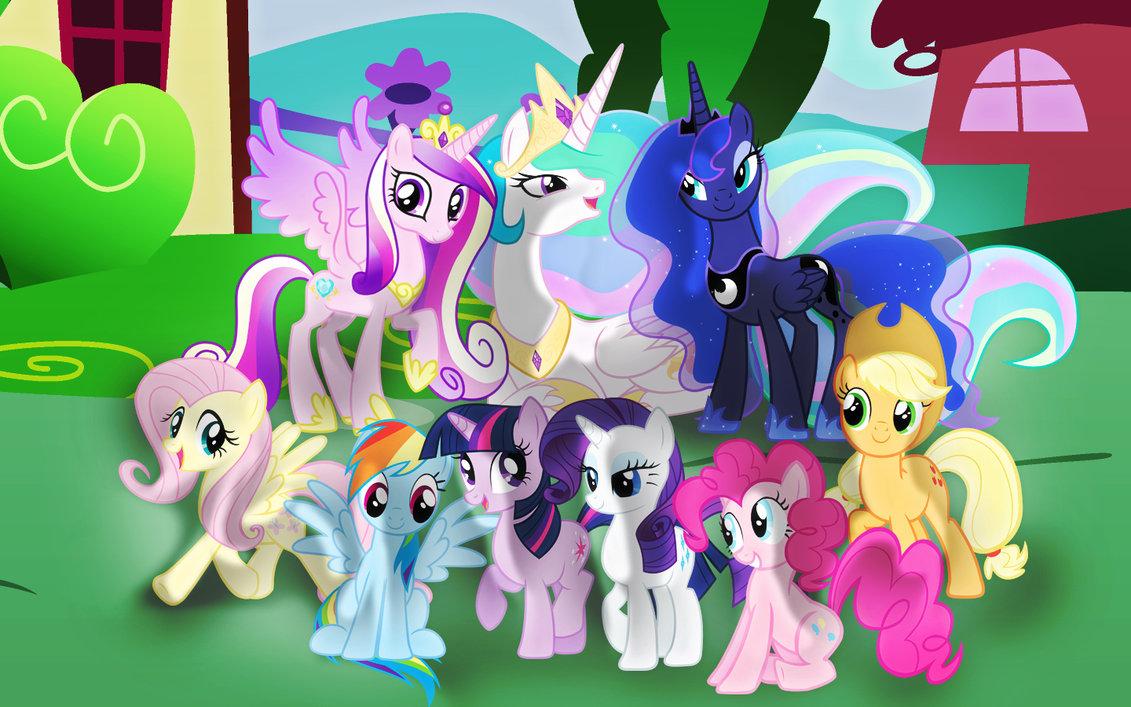 """Изображения на тему """"Little Pony Мультик"""" / picshosting.ru"""