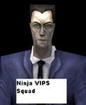 Ninja Vips Squad Quiz