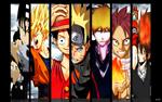 ¿Qué Personaje De Anime Eres?