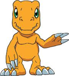 Que Tipo De Digimon Eres???
