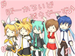 Que Personaje De Vocaloid Eres?