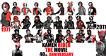What Showa Kamen Rider Are You?