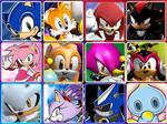 Qual Personagem De Sonic Você É?