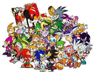 Hangi Sonic Karakterisin