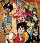 Que Personaje De One Piece Eres?