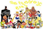 Que Personaje De Caricatura Eres